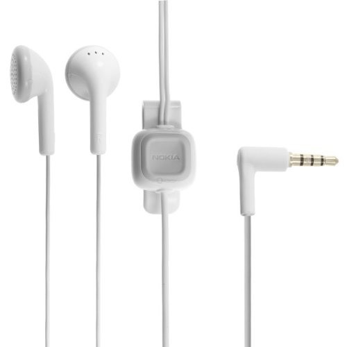 NOKIA WH-102 3.5MM WHITE HEADSET