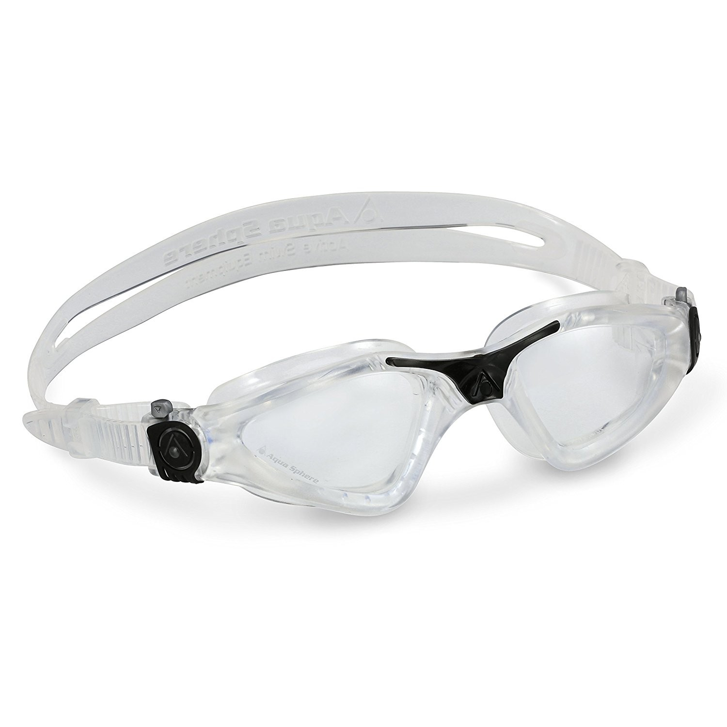 Aqua Sphere Kayenne  Swimming goggles-EP122128,Black/Clear