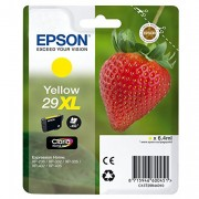 EPSON 29XL YELLOW INK STRAWBERRY 1 X 6.4 ML