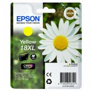 EPSON T1814 18XL YELLOW INK CLARIA HOME DAISY 470PAGES