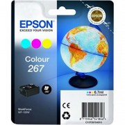 EPSON T267 3COLOUR INK 266/267 SERIES GLOBE