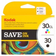 Kodak 30 Black & Colour Ink Cartridge Combo Pack ( 8039745 )