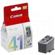 Canon CL 41 Colour Ink Cartridges (Cyan, Magenta, Yellow) - 0617B032
