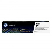 HP 126A Black LaserJet Toner Cartridges - CE310A