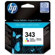 HP 343 Tri-Colour Ink Cartridges (C8766EE, 8766)