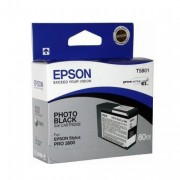 Epson T5801 Black Ink Cartridges (T580100 , C13T580100)