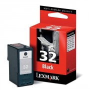 Lexmark 32 black ink cartridge 018CX032E