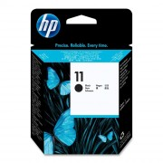 HP 11 Black Printhead Ink Cartridges - C4810A