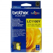 Brother LC1100Y Yellow Ink Cartridge (BRLC1100Y)