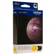 Brother LC1220Y Yellow Ink Cartridge