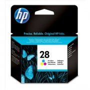 HP 28 Tri-Colour Ink Cartridges - C8728AE