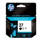 HP 27 Black Ink Cartridges Original - C8727AE