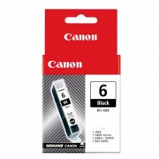 Canon BCI-6BK Black Ink Cartridges (52324X , CABCI6BK , 4705A002)