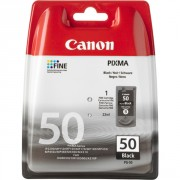 Canon PG-50 Ink Cartridges Fine High (Black) (CAPG50 , 208647)