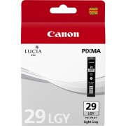 Canon PGI-29LGY Ink Cartridge Light Grey (4872B001 , CAPGI29LGY)