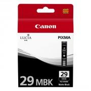 Canon PGI-29MBK Ink Cartridge Matte Black (CAPGI29MBK , 4868B001)