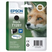 Epson T1281 Black Ink cartridge Fox (C13T12814011)