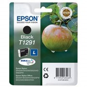 Epson T1291 Black Ink Cartridge ( C13T12914011 , C13T12914010 )