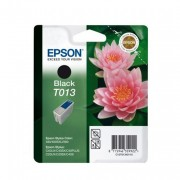 Epson Pink Flower T013 Black Ink Cartridge (EPT013401 , C13T01340110)