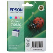 Epson T0530 Multipack 5 Colour Ink Cartridge (C13T05304010)