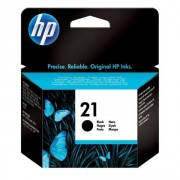 HP 21 Black Ink Cartridges - C9351AE