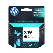 HP 339 Black Ink Cartridges Original (C8767EE)