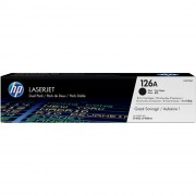 Original HP 126A 2-Pack Black LaserJet Toner Cartridges - CE310AD