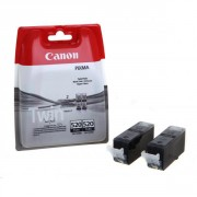 Canon PGI-520BK  Black Ink Cartridge (2 pieces) - 2932B012