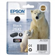 Epson 26XL Black Ink Cartridges - C13T26214010