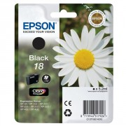 Epson 18 Black Ink Cartridges  - C13T18014010
