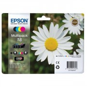 Epson 18 Multipack 4-Colours Ink Cartridges - C13T18064010