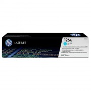 HP 126A Cyan Toner Cartridge LaserJet - CE311A