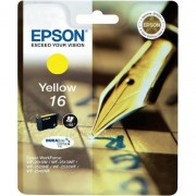 Epson 16 Yellow Ink Cartridge - C13T16244010