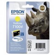 Epson Rhino T1004 Yellow INK CARTRIDGE - C13T10044010