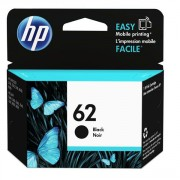Original HP 62 Black Ink Cartridges - C2P04AE