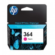 HP 364 Magenta Ink Cartridges Original - CB319EE