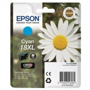 Epson 18XL Cyan Ink Cartridges High Capacity - C13T18124010