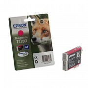 Epson Fox T1283 Magenta Ink Cartridge (C13T12834011 , EPT12834010)