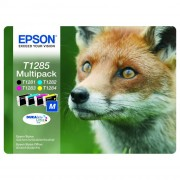 Epson T1285 Ink Cartridge Multipack 4 colours (C13T12854510)