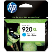 HP 920XL Cyan Ink Cartridges - CD972AE
