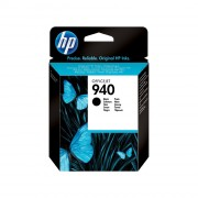 HP 940 Black Ink Cartridges - C4902AE