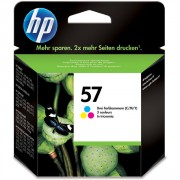 HP 57 Tri-Colour Ink Cartridges Original - C6657AE