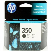 Original HP 350 Black Ink Cartridges ( 471634, CB335EE )