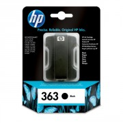 Original HP 363 Black Ink Cartridges - C8721EE