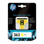 HP 363 Yellow Ink Cartridges Original (227327, C8773EE)