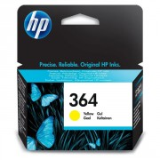 HP 364 Yellow Ink Cartridges Original - CB320EE