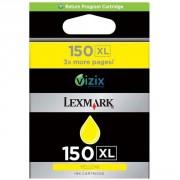 Lexmark 150XL Yellow Return Program Ink Cartridge ( LE14N1618E )