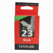 Lexmark 23 Black Ink Cartridge Return Program (18C1523E,LE18C1523E)
