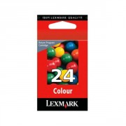 Lexmark 24 Return Program Ink Colour Cartridge ( LE18C1524E )