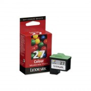 Lexmark 27 Colour Ink Cartridge (086047 , LE10NX227E , 10NX227E)